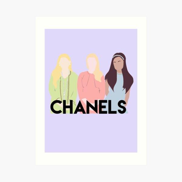 Chanels Art Print