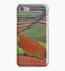 Red Land 06 iPhone Case/Skin