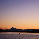 wollumbin twilight ... by gail woodbury