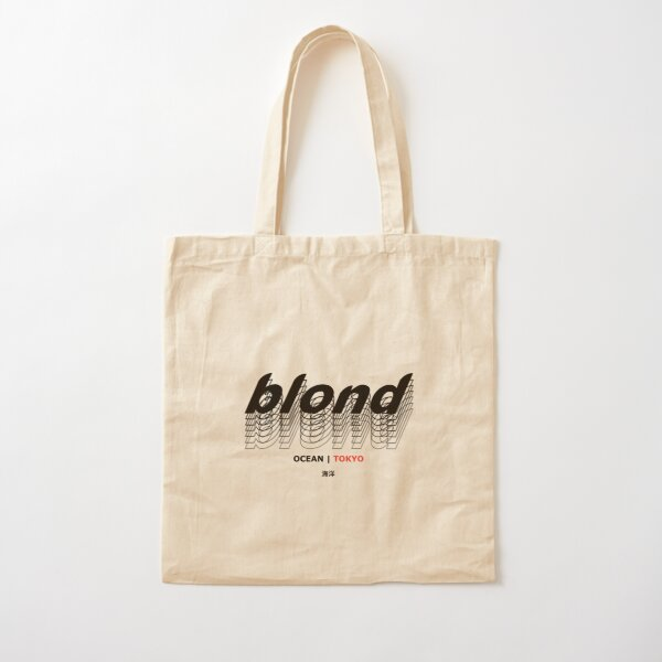 Blond - Frank Ocean Cotton Tote Bag
