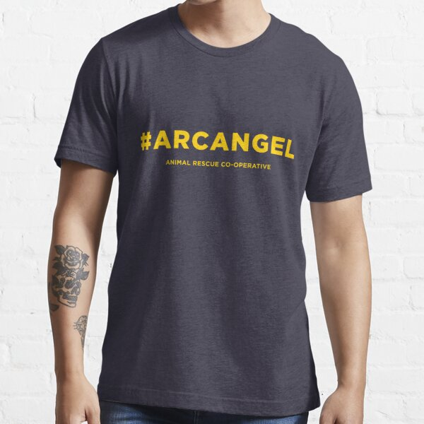 ARC #ARCANGEL - yellow type Essential T-Shirt