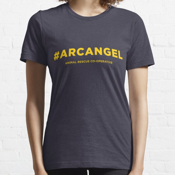 ARC #ARCANGEL - yellow type Essential T-Shirt