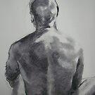 Jamie, back view by Kathylowe