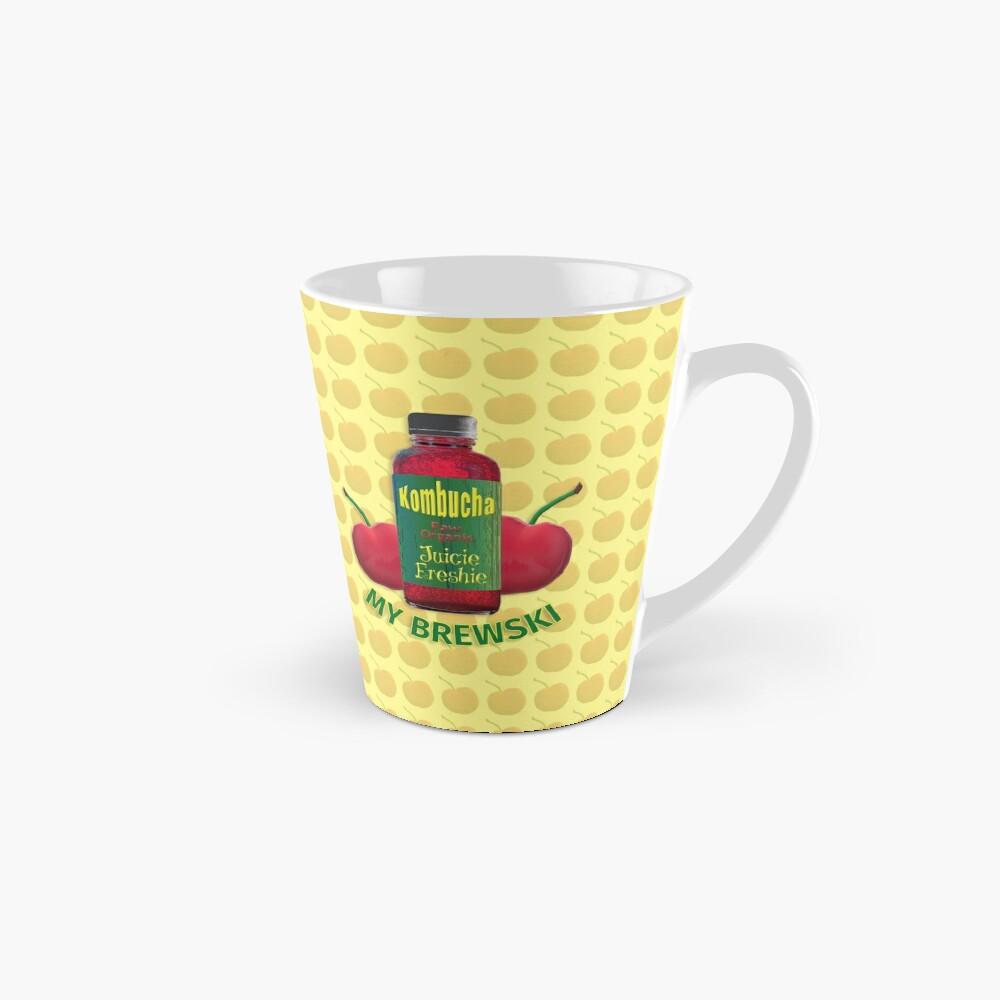 Kombucha. My Brewski. Mug