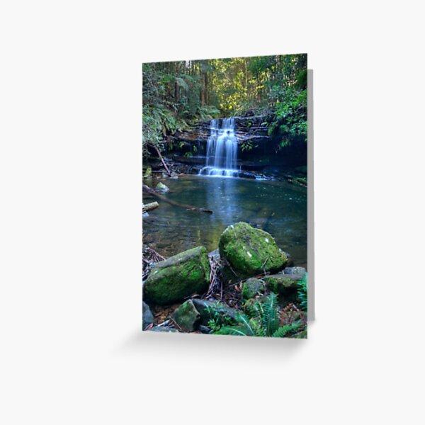 Lower Falls #2 Greeting Card