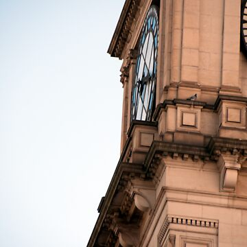 Melbourne GPO Clock Tower by chayanaim