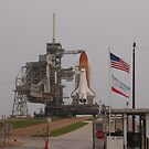 Atlantis waits for final launch by chibiphoto