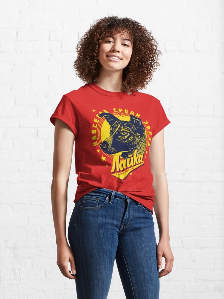 Alternate view of Laika Classic T-Shirt