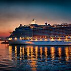 Greece. Docked in Piraeus. by vadim19