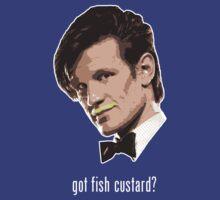 'Got Fish Custard?' (Dr Who)
