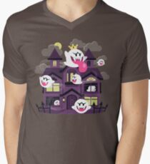Ghost House Men's V-Neck T-Shirt