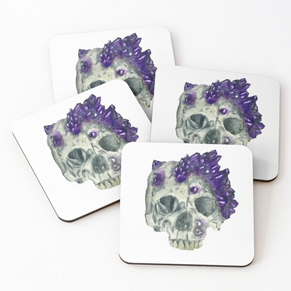 Death to Life Coasters (Set of 4)