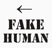 FAKE HUMAN