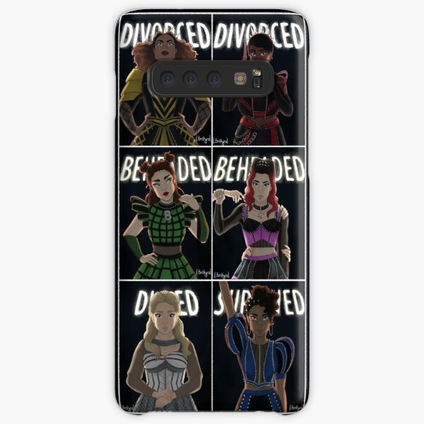 Divorced, Beheaded, Died, Divorced, Beheaded, Survived - SIX the musical Samsung Galaxy Snap Case