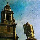 St George's Church & graveyard  by David Carton