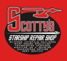Scotty's Starship Repair Shop