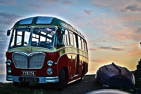 Magical Mystery Tour by Chris Cardwell