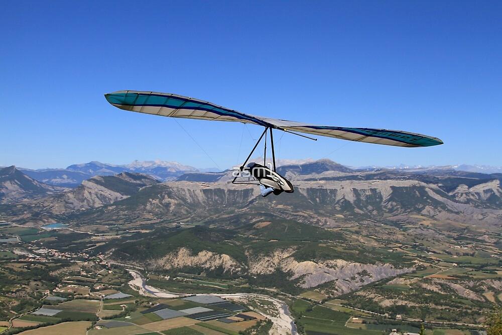 Hang Glider, British National Championships by asm1