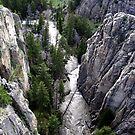 Sunlight Gorge - Chief Joseph Scenic Highway, Park County, WY by Rebel Kreklow