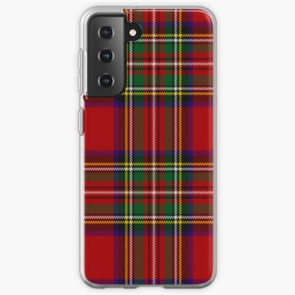 Tartan Samsung Galaxy Soft Case