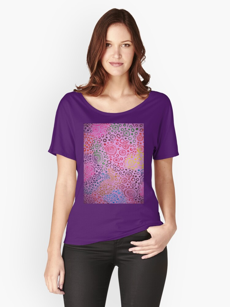 My grandmothers country Women's Relaxed Fit T-Shirt Front