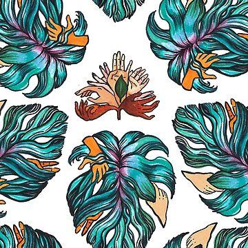 Palm Leaves by serenekitchen