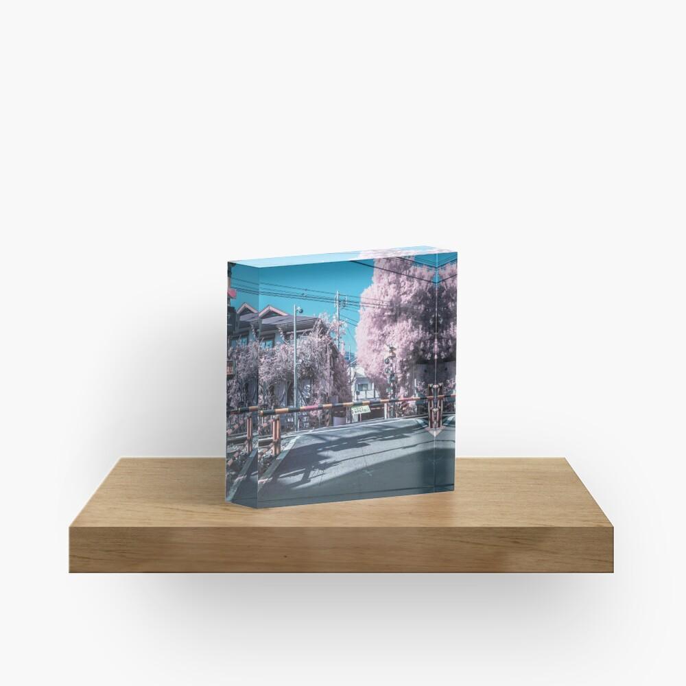 5cm a second Acrylic Block