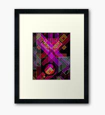 Dimensions 18 Framed Print