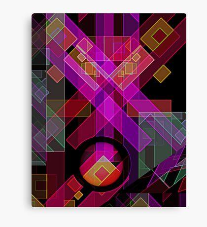 Dimensions 18 Canvas Print