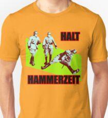 Halt Hammerzeit Slim Fit T-Shirt
