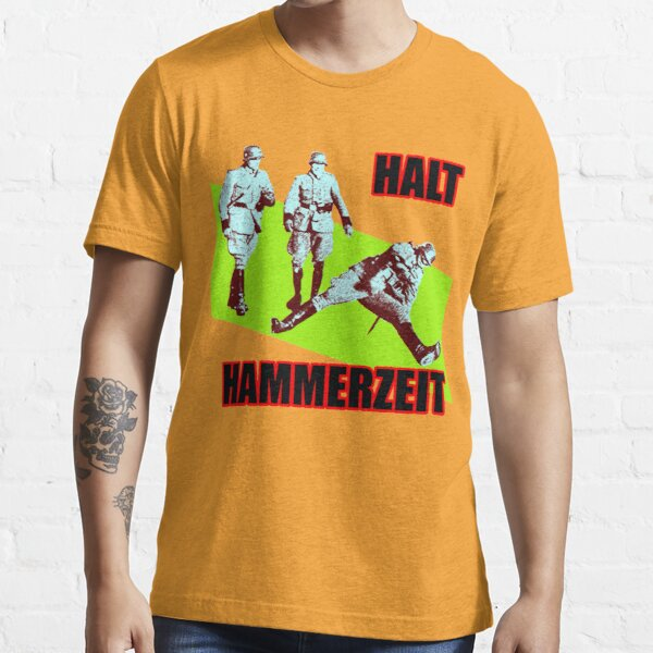 Halt Hammerzeit Essential T-Shirt