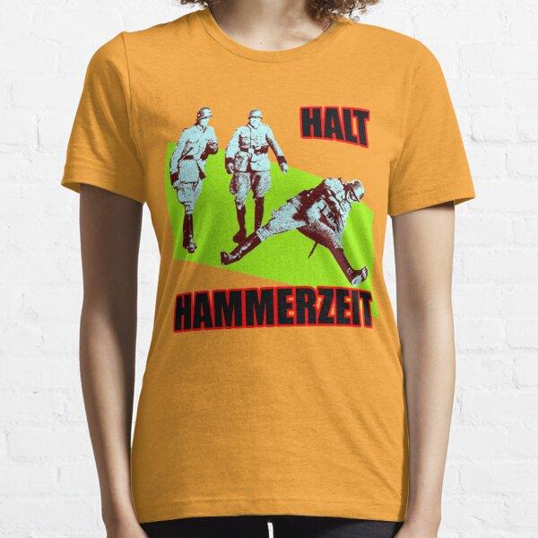 Halt Hammerzeit Essential T-Shirt