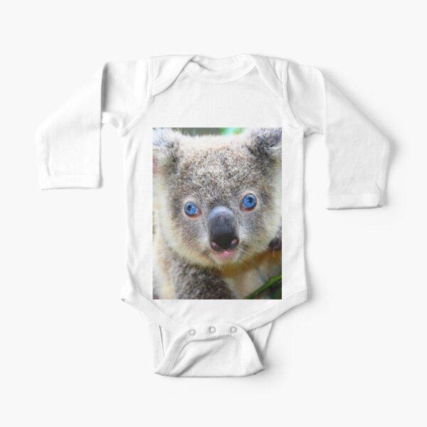 Koala blue eyes Body manches longues