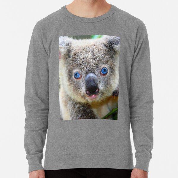 Koala blue eyes Sweatshirt léger