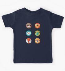 Smiley Faces - Set 2 Kids Clothes