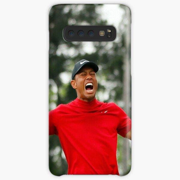 Tiger Woods celebra su victoria en el Masters Funda rígida para Samsung Galaxy