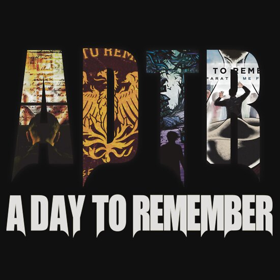 TShirtGifter presents: A Day To Remember