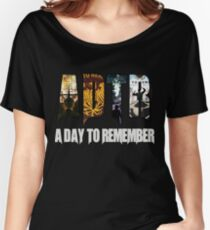 A Day To Remember  Women's Relaxed Fit T-Shirt