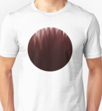 Shady Landscape (Red) T-Shirt