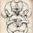 sketchbook series by Shawn Coss