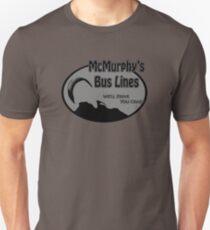 McMurphy's Bus Lines T-Shirt
