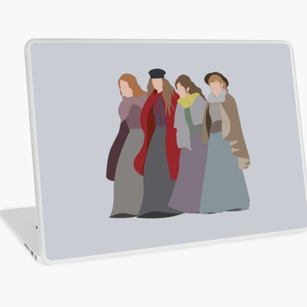 Little Women Laptop Skin