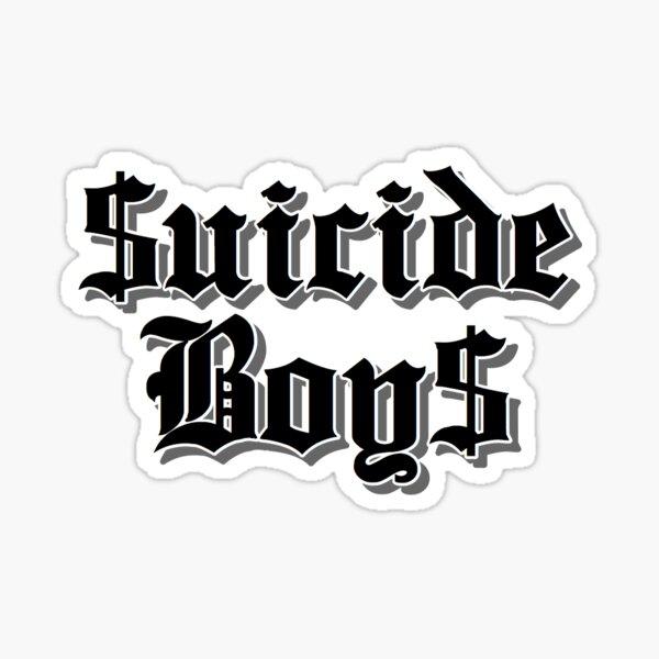 $uicide boy$ Glossy Sticker