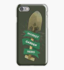 MARKET GARDEN HERO - Team Fortress 2 iPhone Case/Skin