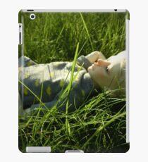Lazy Saturday iPad Case/Skin