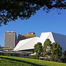 Adelaide's Festival Theatre by John Mitchell