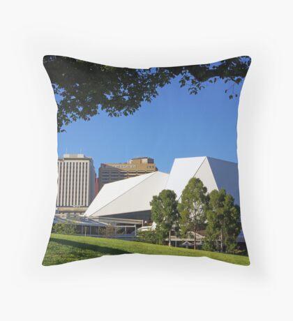 Adelaide's Festival Theatre Throw Pillow