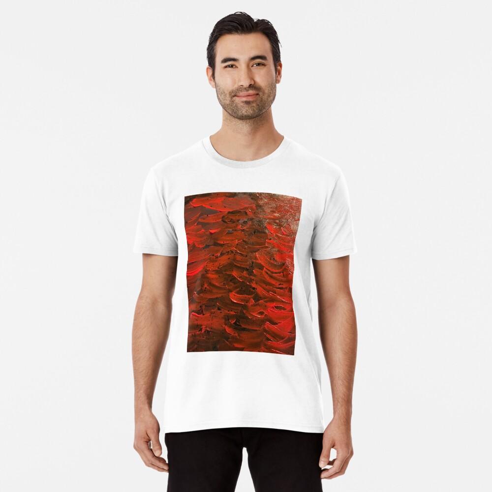 Red Hot Waves Premium T-Shirt