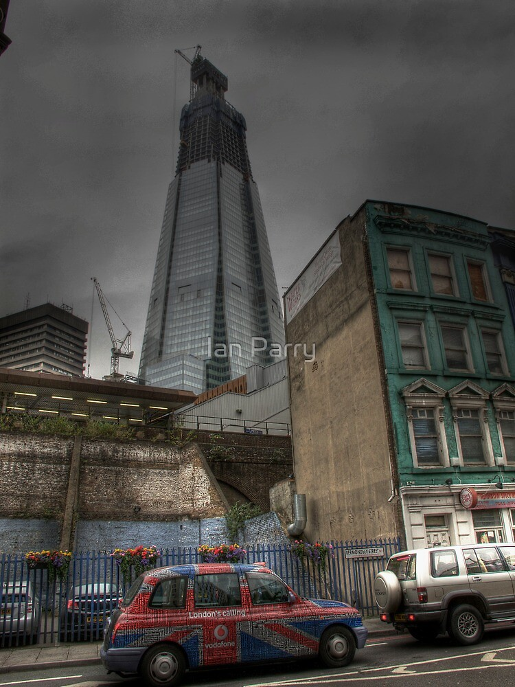 The Shard by Ian Parry
