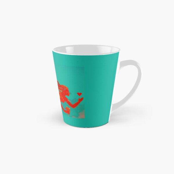 Crimson Mermaid Tall Mug